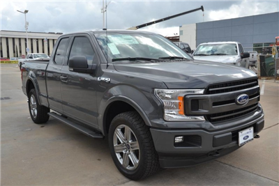 2018 F-150 Super Cab 4x4,  Pickup #JFB11534 - photo 4