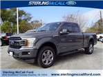2018 F-150 Super Cab 4x4, Pickup #JFB11534 - photo 1