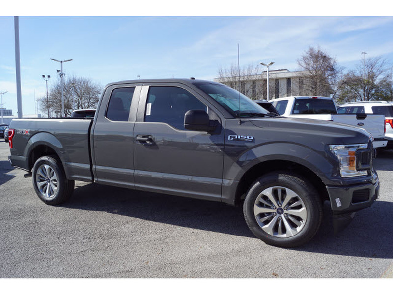 2018 F-150 Super Cab, Pickup #JFB26981 - photo 3
