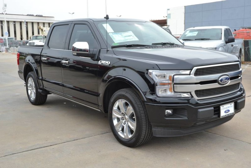 2018 F-150 SuperCrew Cab,  Pickup #JFB69732 - photo 4