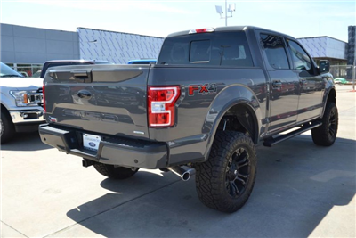 2018 F-150 SuperCrew Cab 4x4,  Pickup #JFB69736 - photo 5