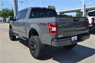 2018 F-150 SuperCrew Cab 4x4,  Pickup #JFB69736 - photo 2