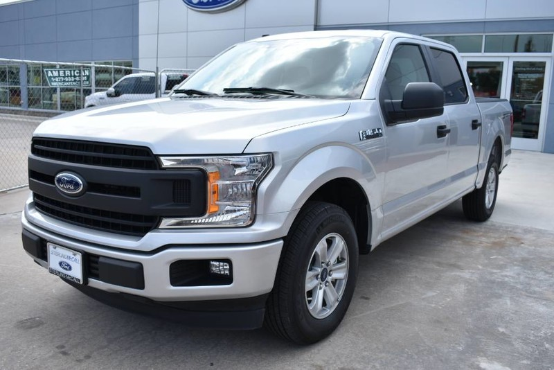2018 F-150 SuperCrew Cab 4x2,  Pickup #JFB95608 - photo 1