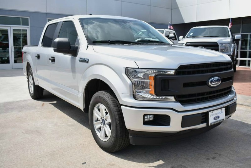 2018 F-150 SuperCrew Cab 4x2,  Pickup #JFB95608 - photo 4