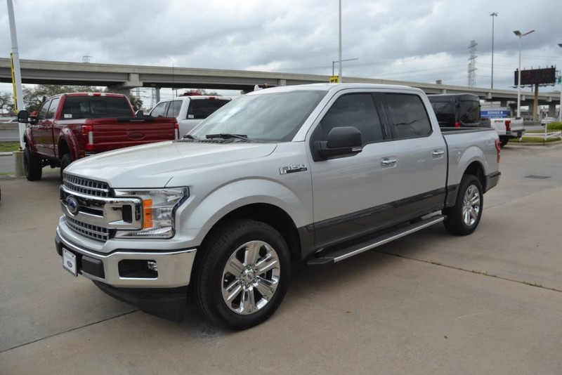 2018 F-150 Crew Cab, Pickup #JFB99744 - photo 1