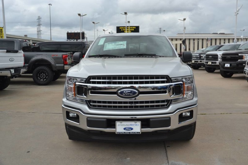 2018 F-150 Crew Cab, Pickup #JFB99744 - photo 3