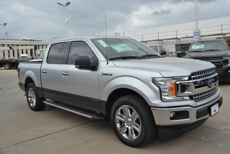 2018 F-150 Crew Cab, Pickup #JFB99744 - photo 4