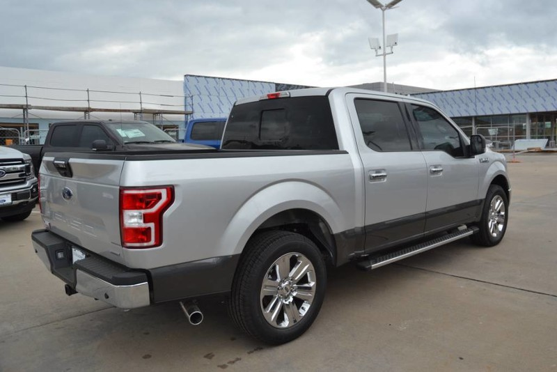 2018 F-150 Crew Cab, Pickup #JFB99744 - photo 5