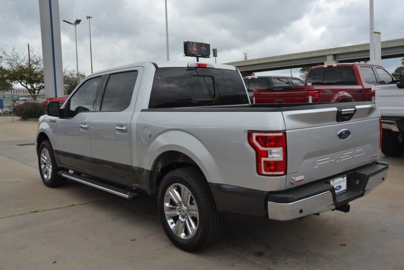 2018 F-150 Crew Cab, Pickup #JFB99744 - photo 2