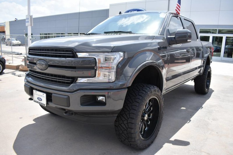 2018 F-150 SuperCrew Cab 4x4,  Pickup #JFB99747 - photo 1