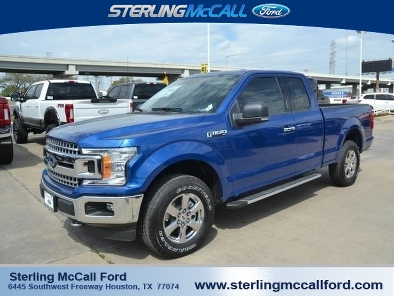 2018 F-150 Super Cab 4x4, Pickup #JFB99748 - photo 1
