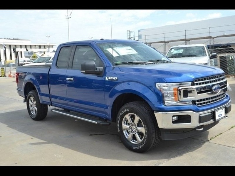 2018 F-150 Super Cab 4x4, Pickup #JFB99748 - photo 4