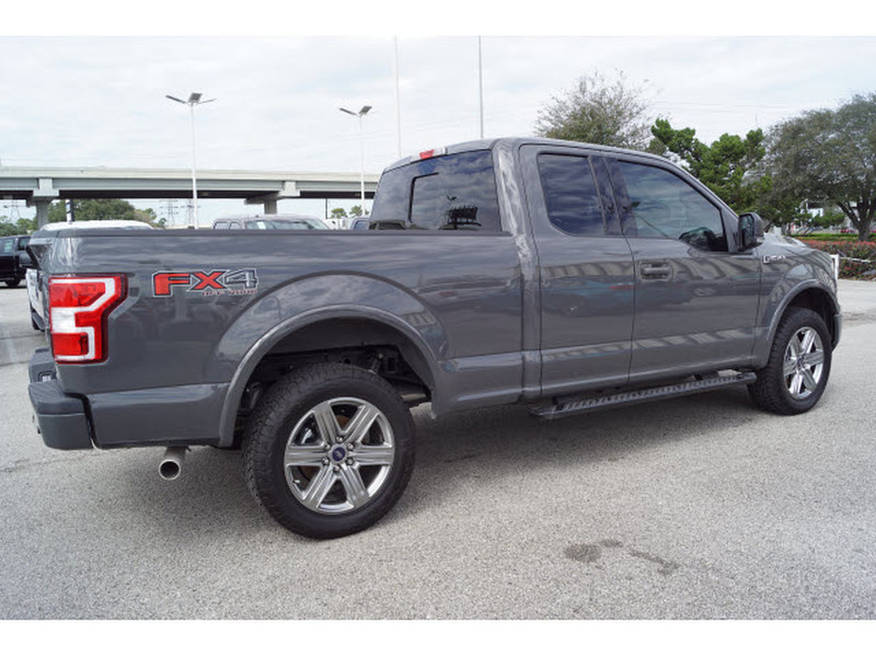 2018 F-150 Super Cab 4x4, Pickup #JFB99749 - photo 10