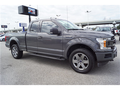 2018 F-150 Super Cab 4x4, Pickup #JFB99749 - photo 3