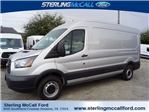 2018 Transit 150 Medium Roof, Cargo Van #JKA05373 - photo 1