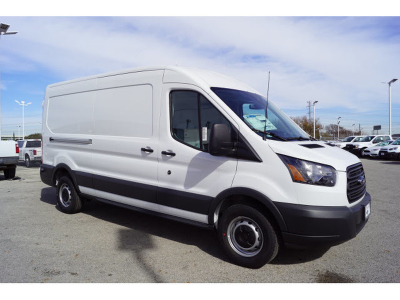 2018 Transit 250 Medium Roof, Cargo Van #JKA06706 - photo 4
