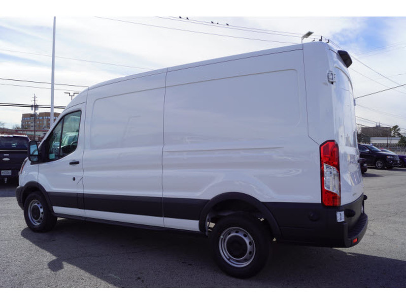 2018 Transit 250 Medium Roof, Cargo Van #JKA06706 - photo 2