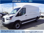 2018 Transit 250 Medium Roof, Cargo Van #JKA06706 - photo 1