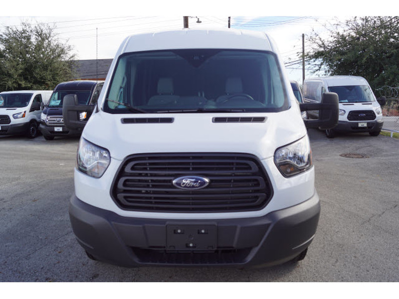 2018 Transit 250 Med Roof, Cargo Van #JKA25917 - photo 3