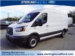 2018 Transit 250 Med Roof, Cargo Van #JKA25917 - photo 1