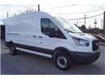 2018 Transit 250 Med Roof,  Empty Cargo Van #JKA25917 - photo 4