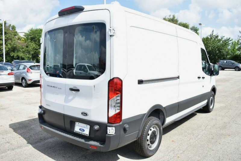 2018 Transit 250 Med Roof 4x2,  Empty Cargo Van #JKA42065 - photo 5