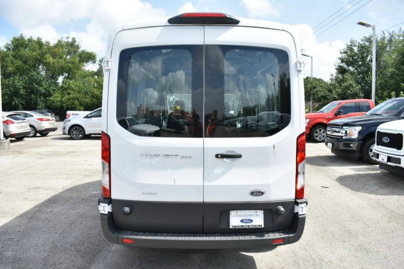 2018 Transit 250 Med Roof 4x2,  Empty Cargo Van #JKA42065 - photo 6
