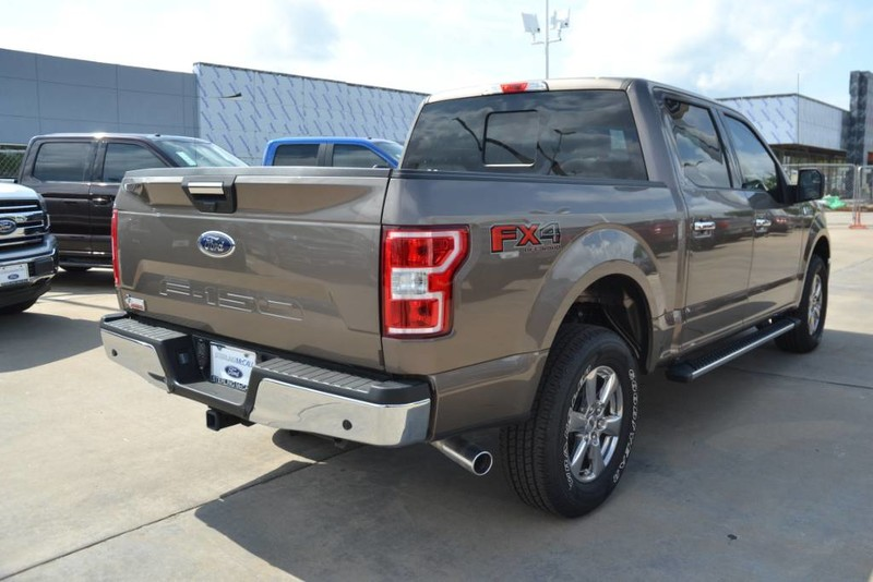 2018 F-150 SuperCrew Cab 4x4, Pickup #JKC02584 - photo 5