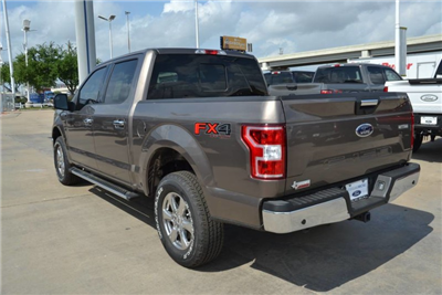 2018 F-150 SuperCrew Cab 4x4, Pickup #JKC02584 - photo 2