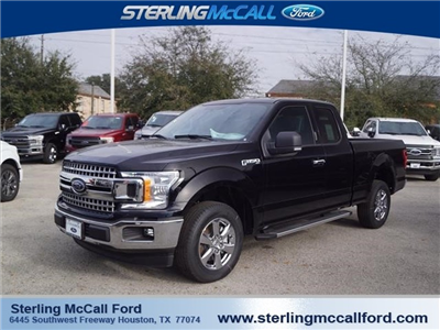 2018 F-150 Super Cab 4x2,  Pickup #JKC32430 - photo 1