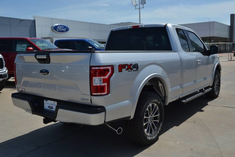 2018 F-150 Super Cab 4x4,  Pickup #JKC32431 - photo 5