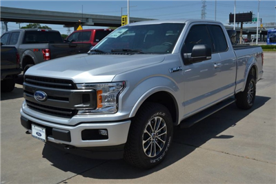 2018 F-150 Super Cab 4x4,  Pickup #JKC32431 - photo 1