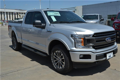 2018 F-150 Super Cab 4x4,  Pickup #JKC32431 - photo 4