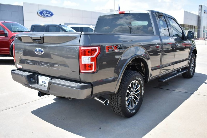 2018 F-150 Super Cab 4x4,  Pickup #JKC44369 - photo 5