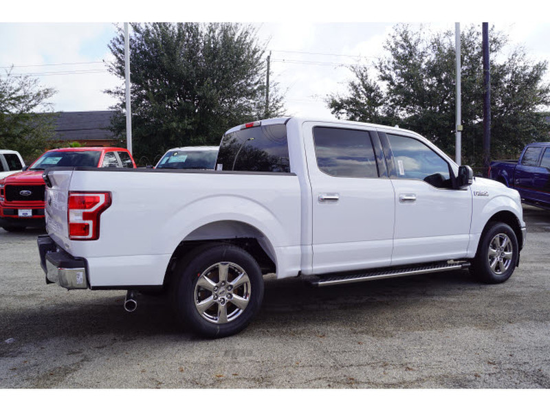 2018 F-150 SuperCrew Cab, Pickup #JKC49355 - photo 10