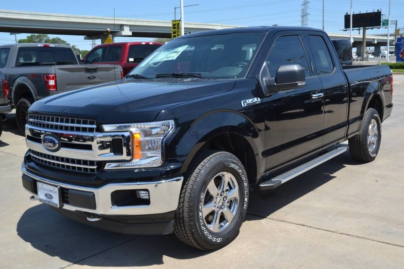 2018 F-150 Super Cab 4x4,  Pickup #JKC73643 - photo 1