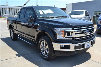 2018 F-150 Super Cab 4x4,  Pickup #JKC73643 - photo 4