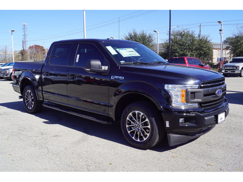 2018 F-150 Crew Cab, Pickup #JKD03191 - photo 4