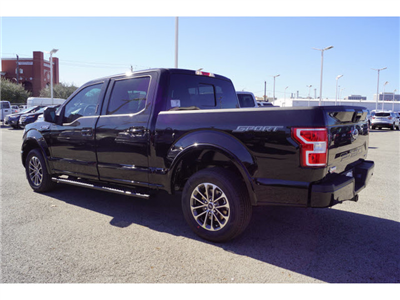 2018 F-150 Crew Cab, Pickup #JKD03191 - photo 2