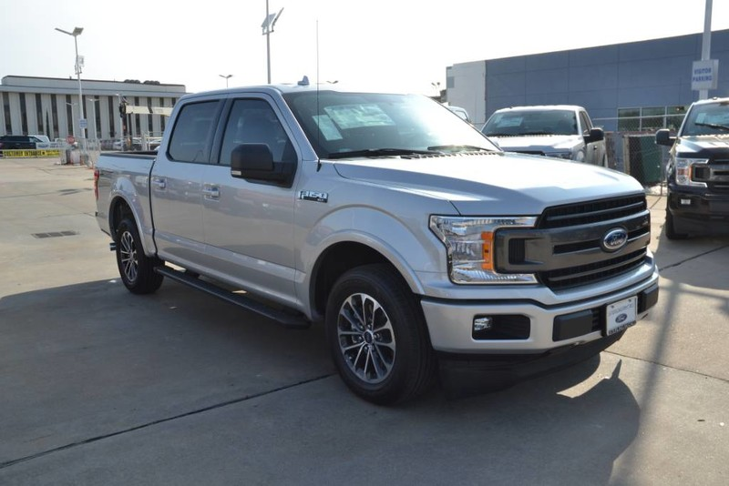 2018 F-150 SuperCrew Cab 4x2,  Pickup #JKD52659 - photo 4