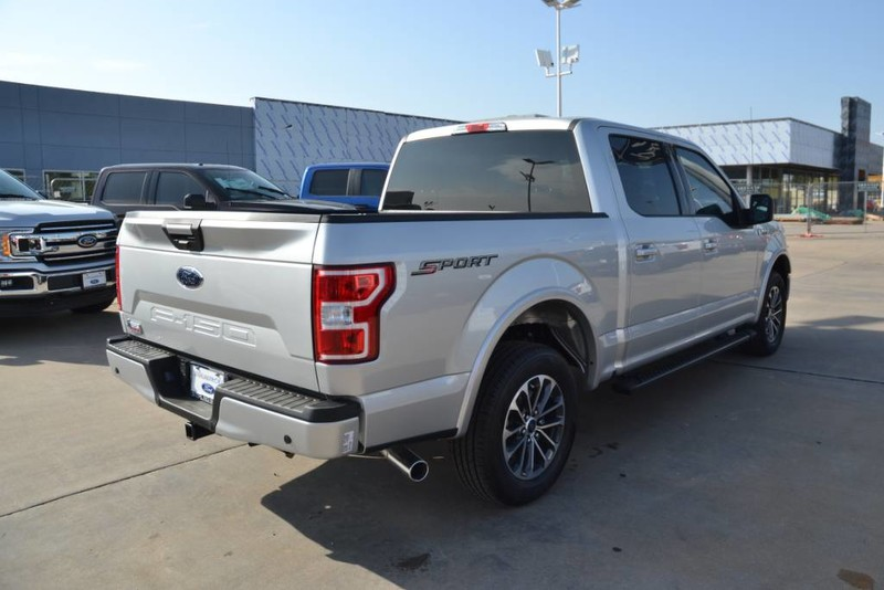 2018 F-150 SuperCrew Cab 4x2,  Pickup #JKD52659 - photo 5