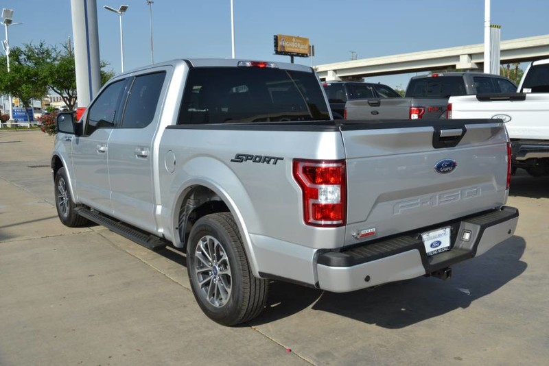 2018 F-150 SuperCrew Cab 4x2,  Pickup #JKD52659 - photo 2