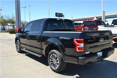 2018 F-150 SuperCrew Cab 4x2,  Pickup #JKD52660 - photo 2