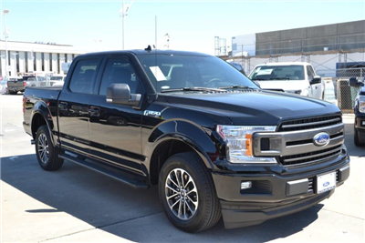 2018 F-150 SuperCrew Cab 4x2,  Pickup #JKD52660 - photo 4