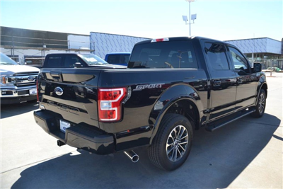 2018 F-150 SuperCrew Cab 4x2,  Pickup #JKD52660 - photo 5
