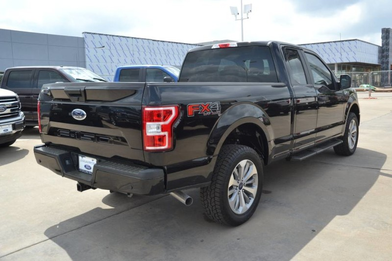 2018 F-150 Super Cab 4x4,  Pickup #JKD66122 - photo 5
