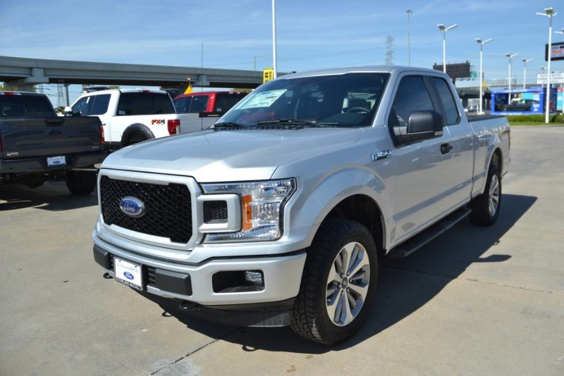 2018 F-150 Super Cab 4x4,  Pickup #JKD66123 - photo 1