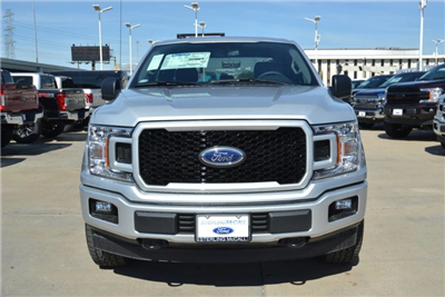 2018 F-150 Super Cab 4x4,  Pickup #JKD66123 - photo 3