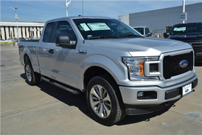 2018 F-150 Super Cab 4x4,  Pickup #JKD66123 - photo 4