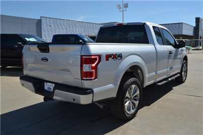 2018 F-150 Super Cab 4x4,  Pickup #JKD66123 - photo 5